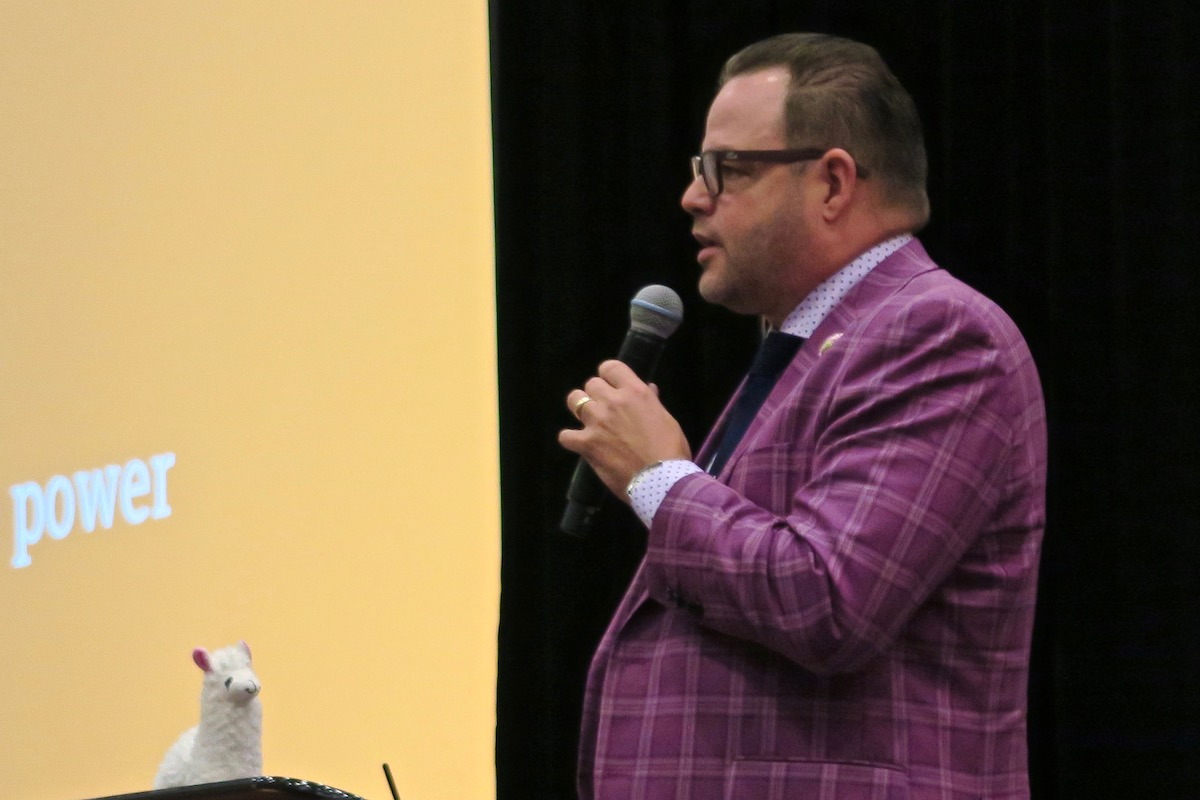 Jay Baer Content Marketing World 2018